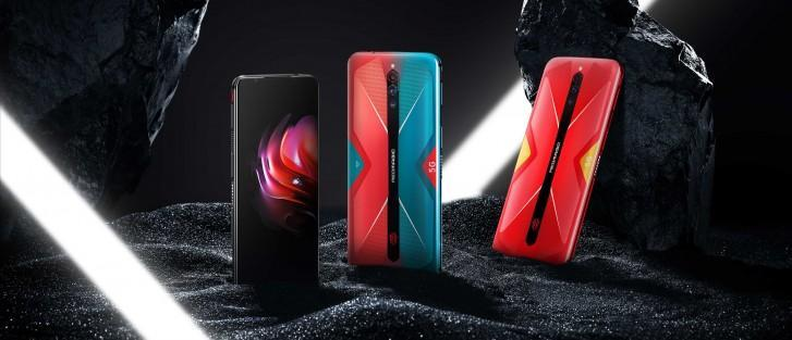 Nubia Red Magic 5G выходит на международный рынок (gsmarena 002)