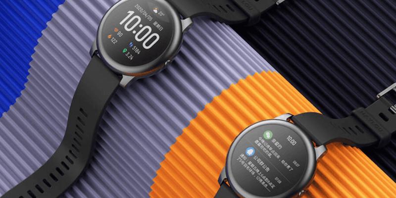 Haylou представила умные часы Solar Smart Watch с впечатляющей автономностью (haylou solar smartwatch a)