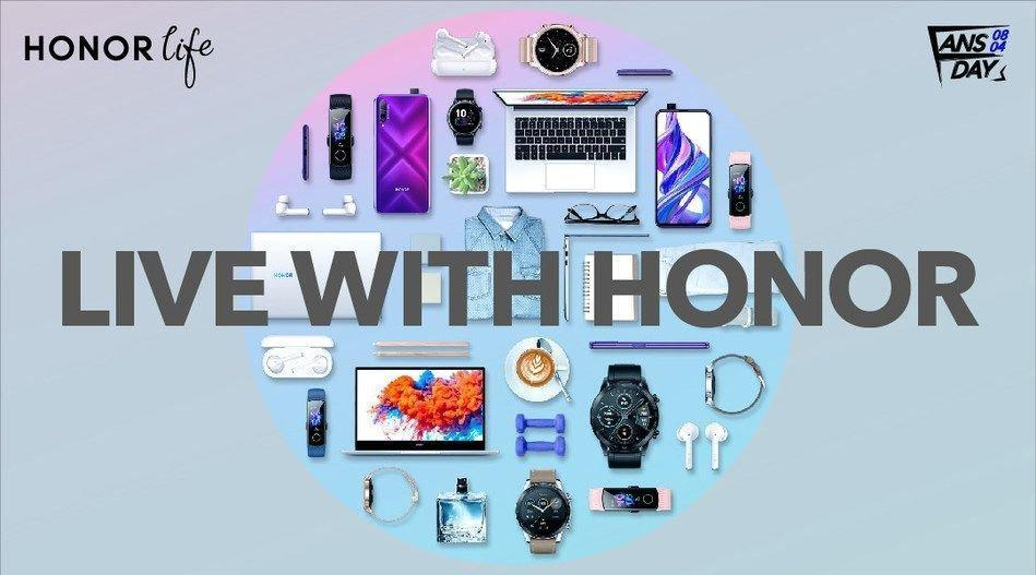 HONOR Global Fans Day 2020: Live with HONOR