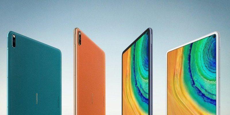 В сеть утекли характеристики планшета Huawei MatePad (huawei matepad pro reveal 2 e1582557915789 1)