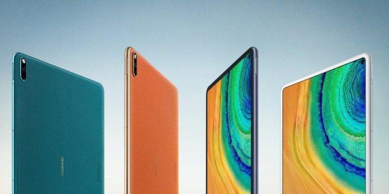 В сеть утекли характеристики и изображение Huawei MatePad 10.4 (huawei matepad pro reveal 2 e1582557915789)