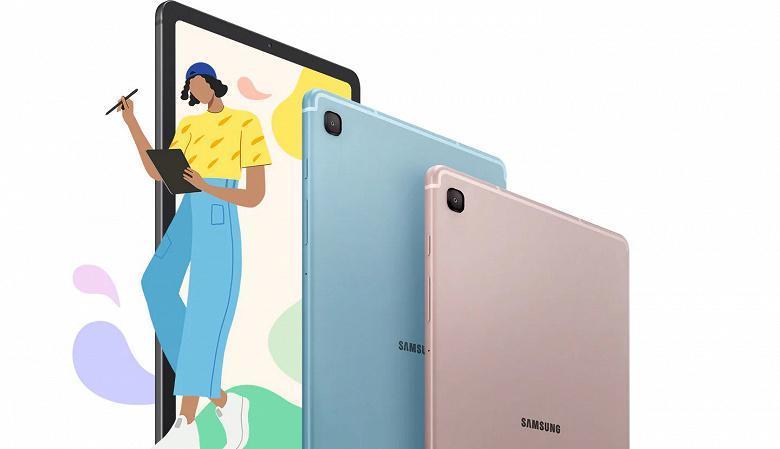 Компания Samsung представила планшет Galaxy Tab S6 Lite (id feature light thin fits right in 231807967 large)