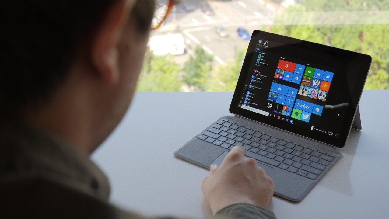 Microsoft Surface Go 2 может появиться через несколько недель (image)