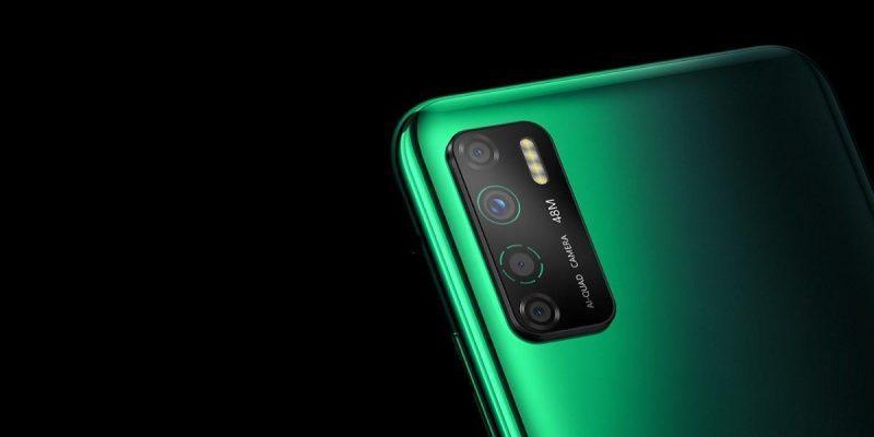 Компания Infinix представила смартфоны Note 7 и Note 7 Lite (infinix note 7 lite quad camera)