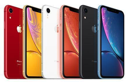 iPhone SE и iPhone XR: сравнение возможностей (iphone xr select 2019 family e1587357342582)