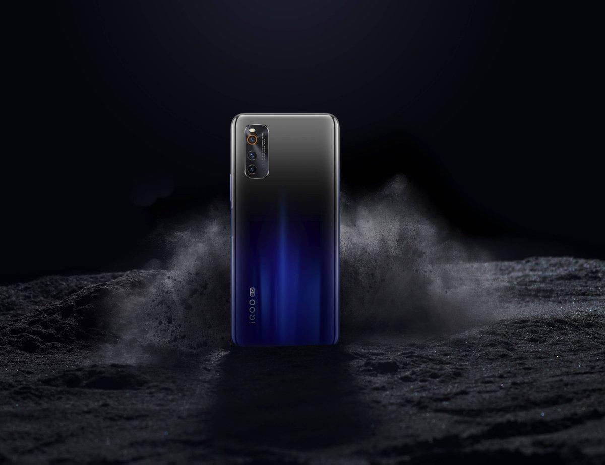 Компания iQOO официально представила смартфон iQOO Neo3 (iqoo neo3 rear)