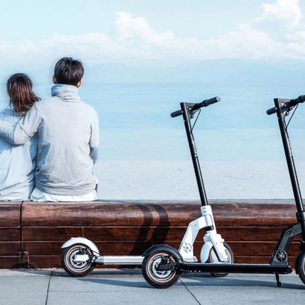 Lenovo выпускает электросамокат Lenovo M2 (lenovo m2 electric scooter 1)