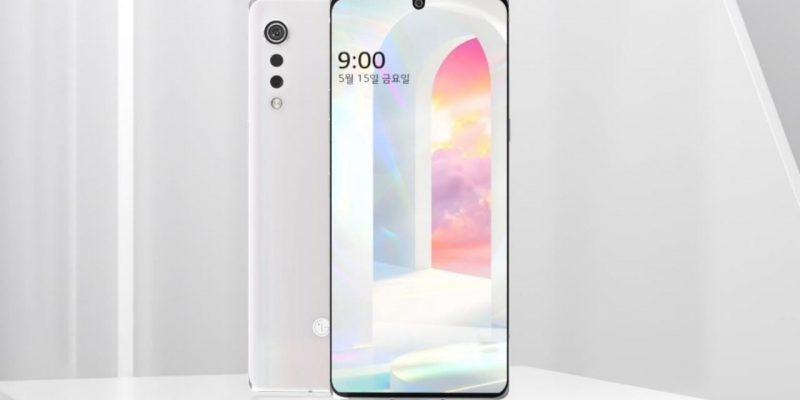 Опубликованы подробные характеристики смартфона LG Velvet (lg velvet 3)