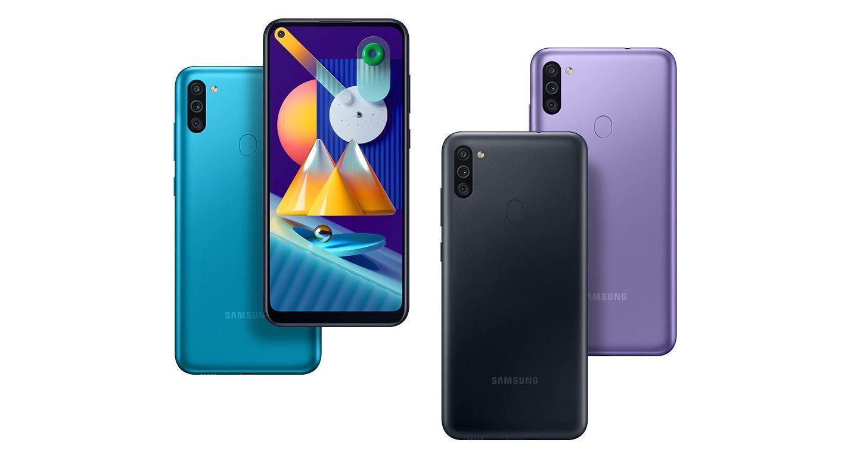 Samsung выпустил недорогие Galaxy M21 и M11 (m11)