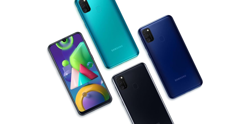 Samsung выпустил недорогие Galaxy M21 и M11 (m21)
