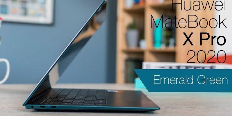 Флагманский ноутбук Huawei Matebook X Pro 2020 получит новую расцветку (maxresdefault 1 2)
