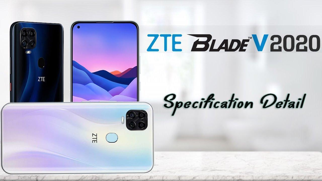 ZTE готовится выпустить смартфон ZTE Blade V 2020 (maxresdefault 1 4)