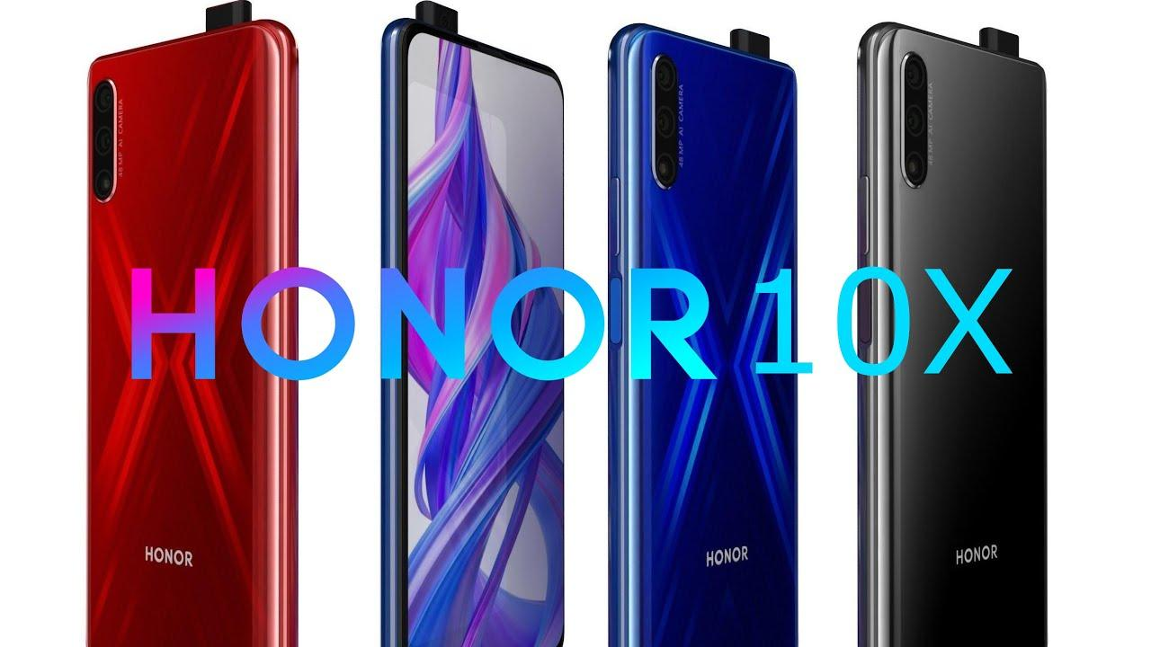 В сети появились характеристики нового смартфона от Honor - Honor 10X (maxresdefault 11)