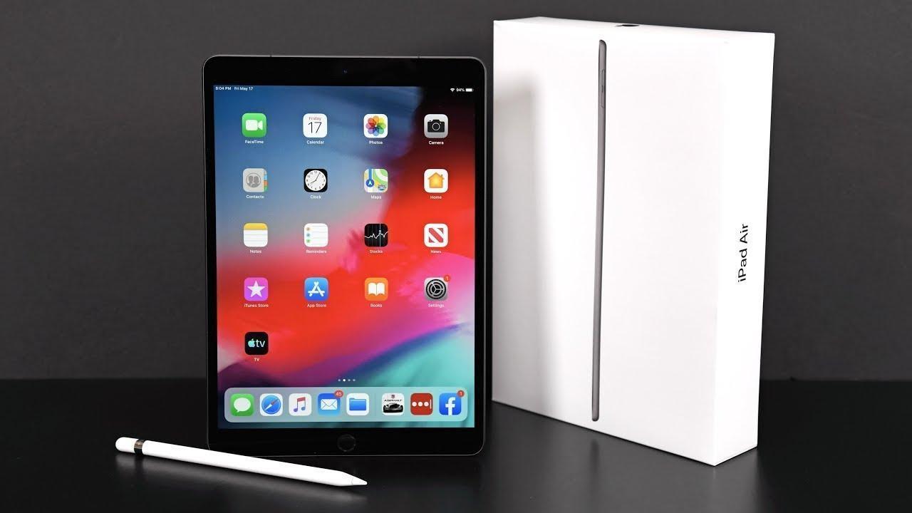 Apple выпустит планшет iPad Air в 2020 году (maxresdefault 17)