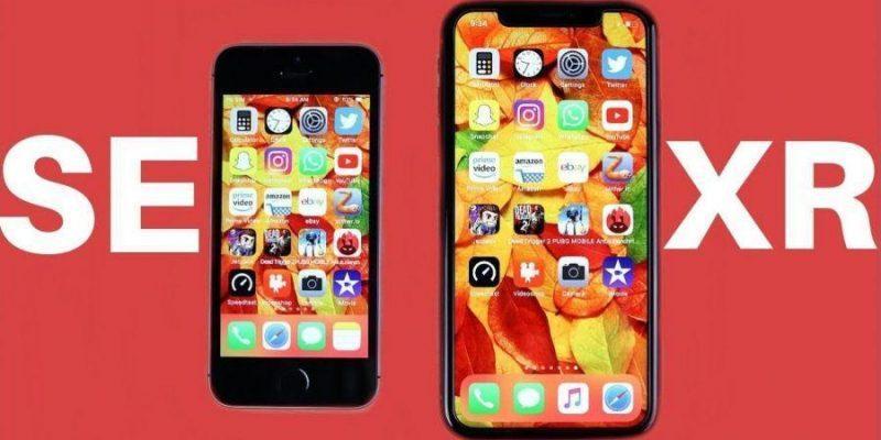iPhone SE и iPhone XR: сравнение возможностей (maxresdefault 3 1 e1588165582563)