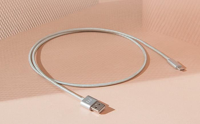 Meizu выпускает новый USB-кабель Type-C за 7 долларов (meizu cable 01)
