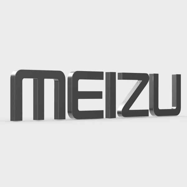 Компания Meizu поделилась новыми подробностями о смартфоне Meizu 17 (meizu logo 3d model c4d max obj fbx ma lwo 3ds 3dm stl 1733632 o)