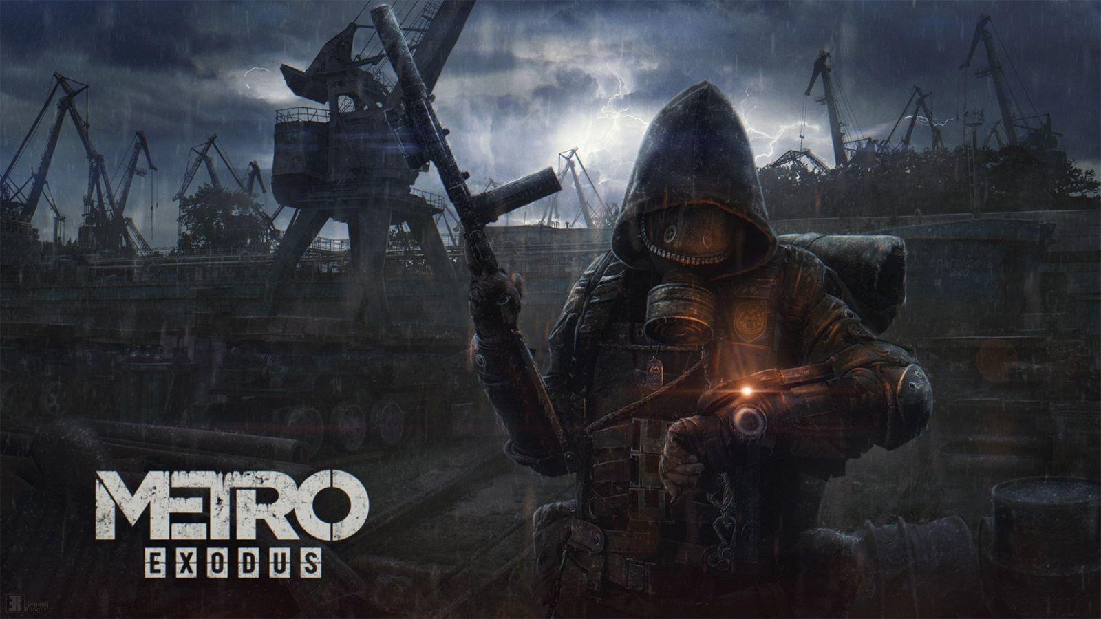 В магазине игр Epic Store Games началась весенняя распродажа (metro exodus 4a games metro exodus art artiom)
