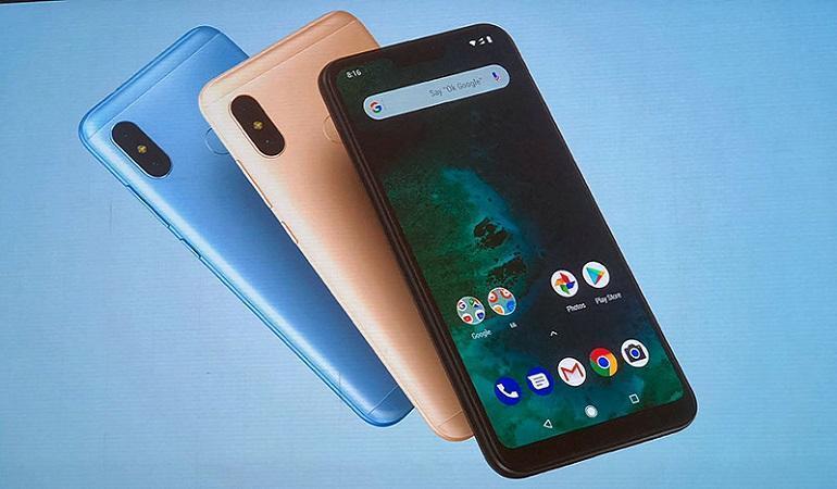 Xiaomi выпускает обновление Android 10 для Mi A2 Lite (mi a2 3)