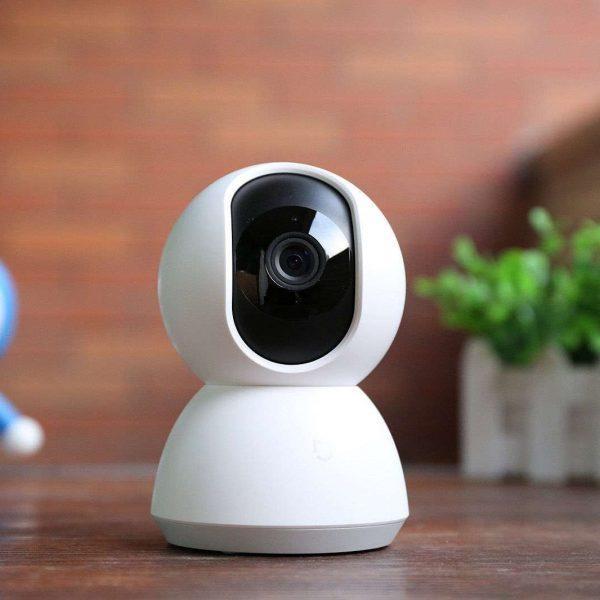 Xiaomi представила камеру Mi Smart Camera PTZ Pro за 49 долларов (mi home security camera 360)