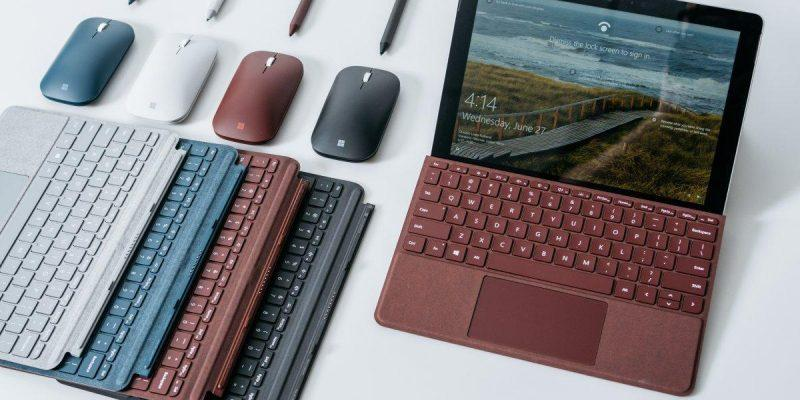 Microsoft Surface Go 2 может появиться через несколько недель (microsoft surface go tablet vs apple ipad apps large)