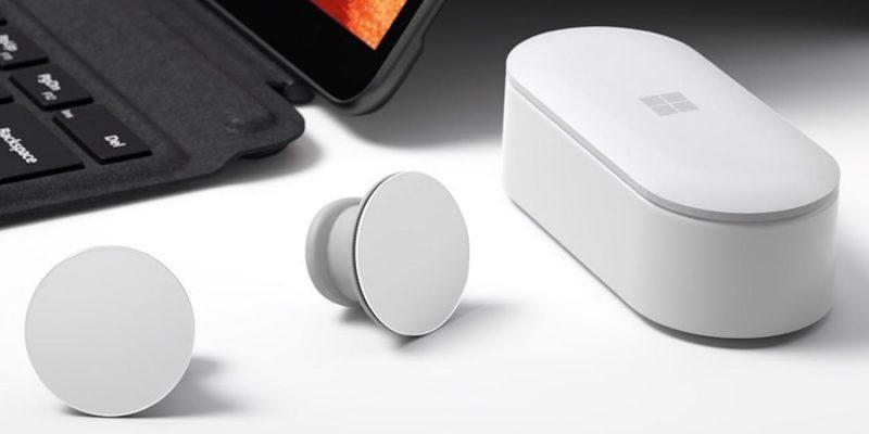 6 мая поступят в продажу наушники Microsoft Earbuds (microsoft surface translating earbuds new 01)