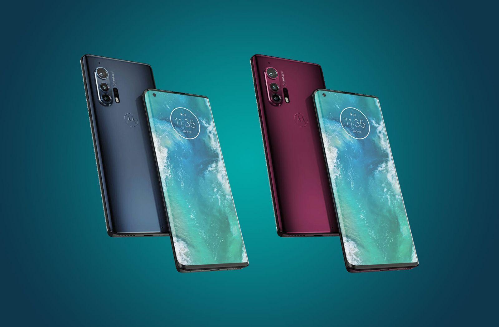 Motorola недавно объявила, что представит Motorola Edge 5G (motorola edge launch date)