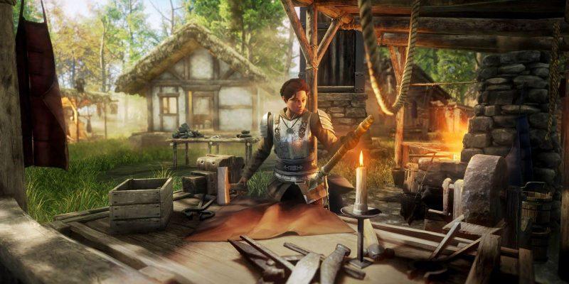 Amazon отложит MMO-игру New World (new world sotni igrokov srazhajutsja za sverhestestvennyj kontinent 2)