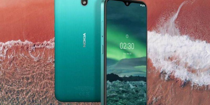Nokia 2.3 получает обновление Android 10 (nokia2.3 front 1024)