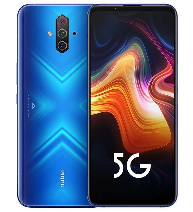 Компания Nubia представила смартфон Nubia Play 5G (nubia1)