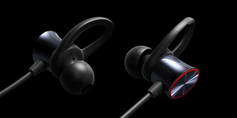 Наушники OnePlus будут работать до 20 часов без подзарядки (oneplus bullets wireless z on the go. new wireless headphones)