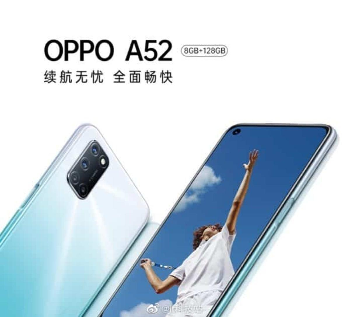 Oppo представила смартфон Oppo A52 (oppo a52 variant 696x630 1)