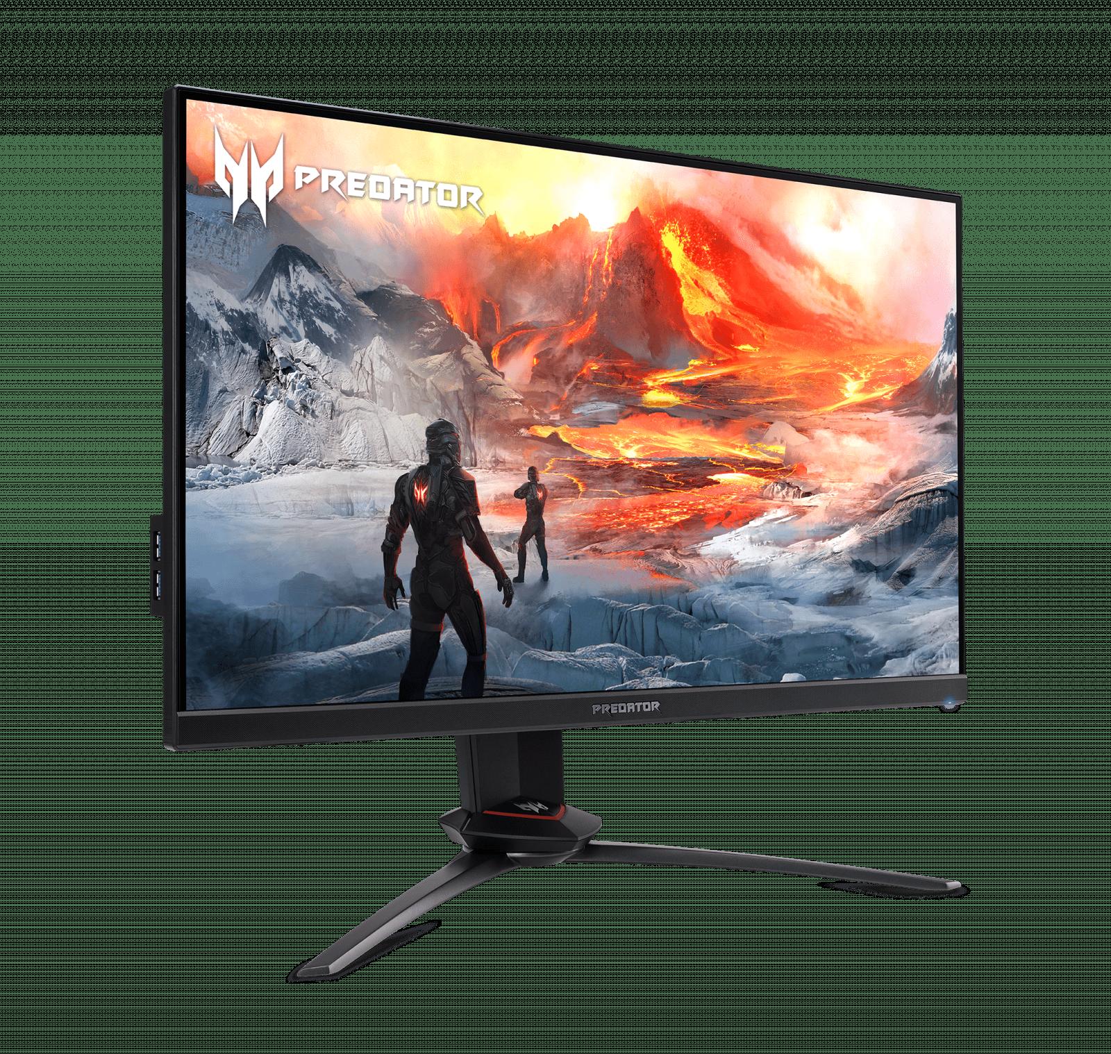 Новый игровой монитор Predator XB273 GX уже в продаже (predator monitor xb3 series xb273p xb253q gp wp mainstream 02)