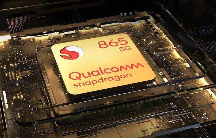 Qualcomm Snapdragon 865 Soc