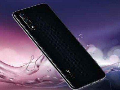 Смартфон iQOO Neo3 дебютирует 23 апреля ()