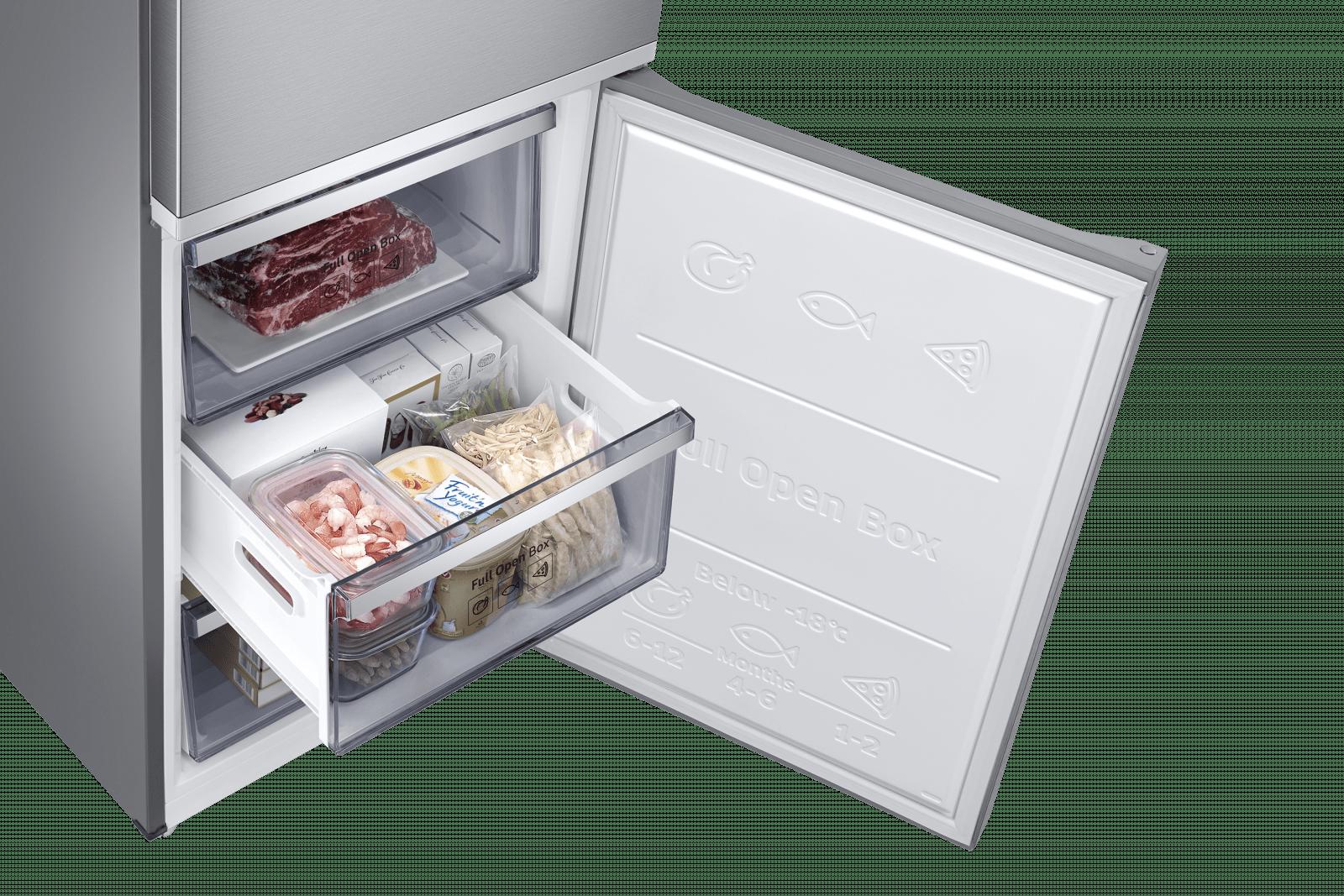 В России начали продаваться новые вместительные холодильники Samsung RB7000 (rb41r7847sr 010 detail 2 silver 1)