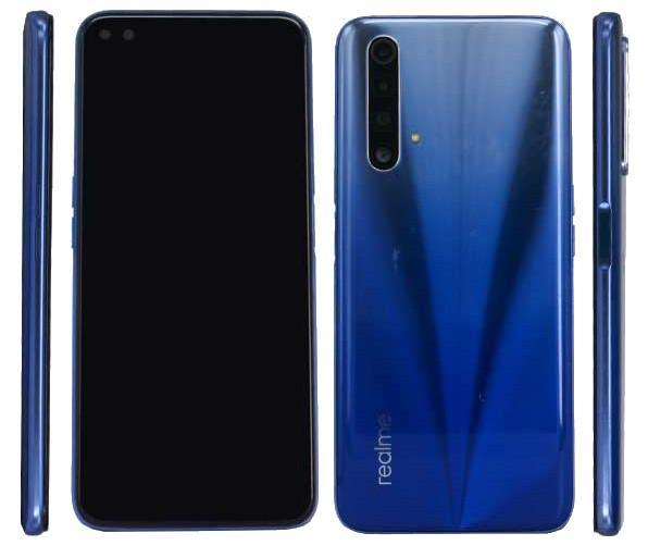 TENAA раскрывает характеристики смартфона Realme X3 (realme x3)