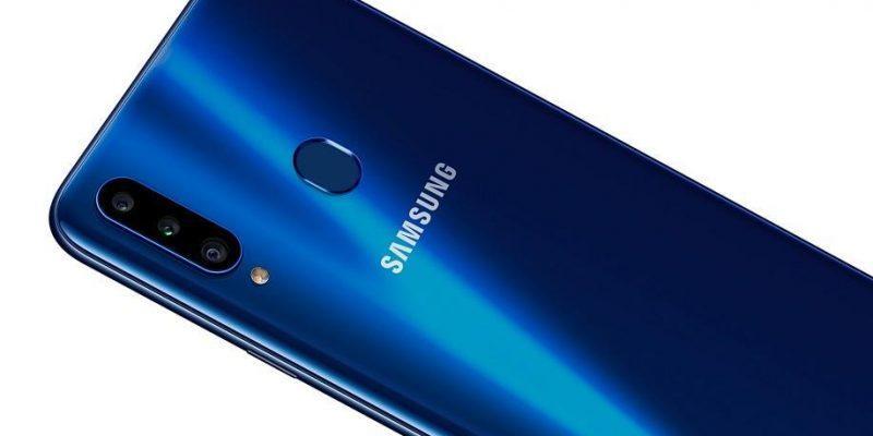 One UI 3.1 на базе Android 11 выходит на Samsung Galaxy A20s (ru galaxy a20s 114459314144740)