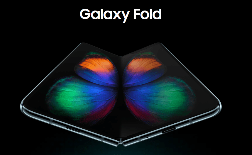 Слухи: Samsung Galaxy Fold 2 будет поставляться с 256 ГБ памяти (samsung galaxy fold featured)