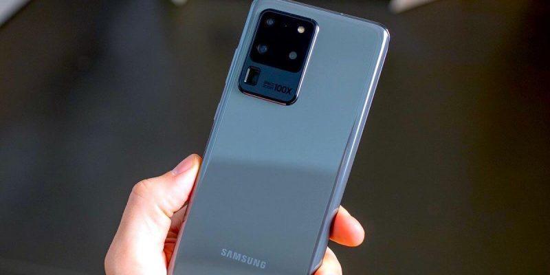 Galaxy S20 Ultra в цвете Cloud White будет официально доступен 1 мая (samsung galaxy s20 ultra 3)