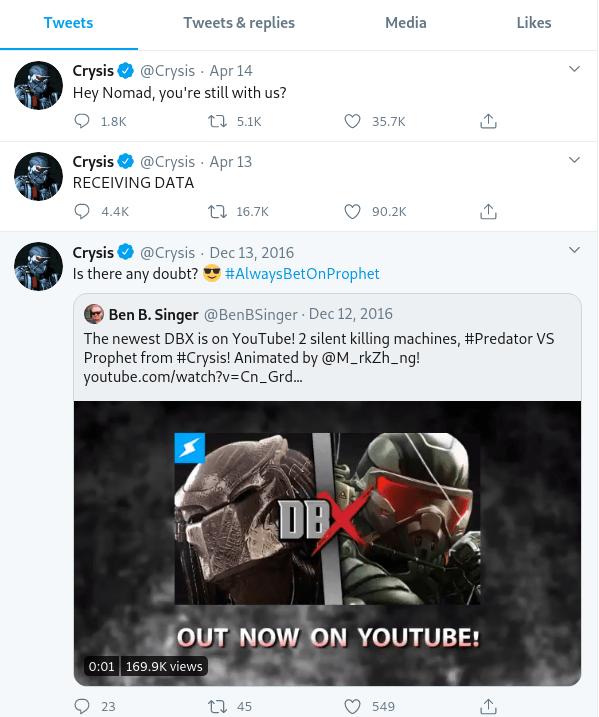 В сети появилась новая информация о выходе Crysis Remastered (screenshot from 2020 04 16 17 21 50)