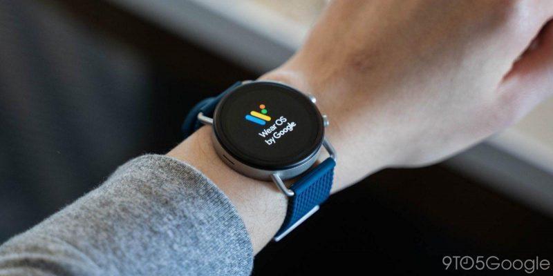 Wear OS получила приставку Google SmartWatch к названию (skagen falster 3 5 wear os)