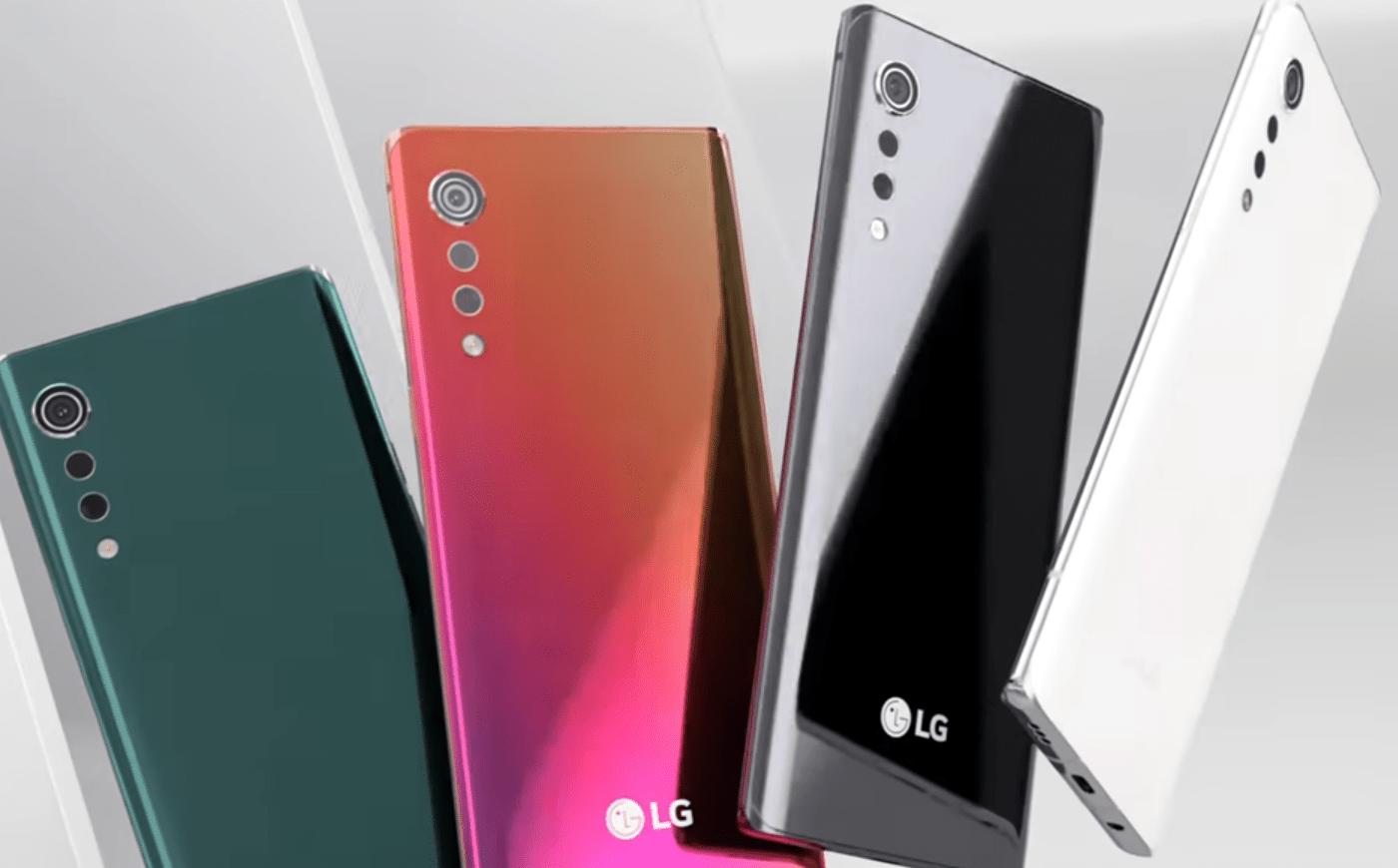 Опубликованы подробные характеристики смартфона LG Velvet (vl top)