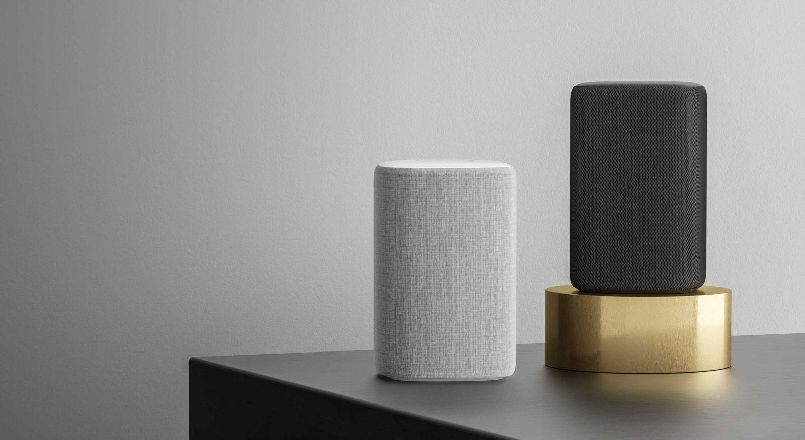 Xiaomi представила умную колонку XiaoAi Speaker HD, которая похожа ...