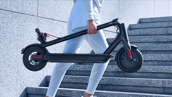 Xiaomi выпускает электросамокат Mijia Scooter 1S за 282 доллара (xiaomi electric scooter 1s)