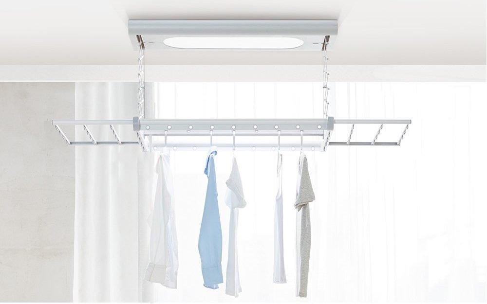 Xiaomi запускает интеллектуальную сушилку для одежды MIJIA за 127 долларов (xiaomi m1 smart clothes dryer 5)