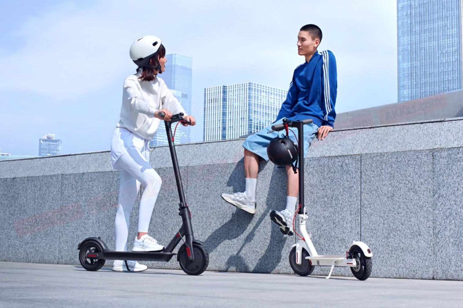 Xiaomi выпускает электросамокат Mijia Scooter 1S за 282 доллара (xiaomi mijia scooter 1s elektosamokat 2020 novyi 9)