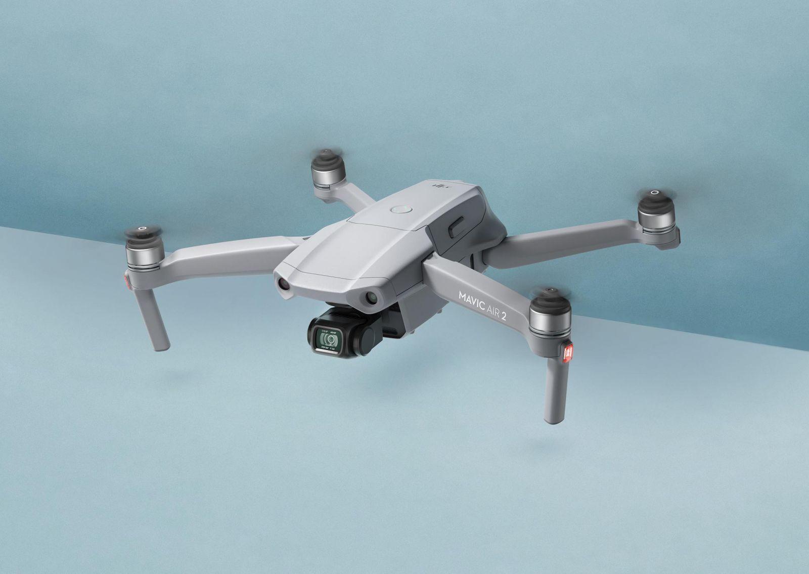 DJI выпускает складной дрон Mavic Air 2 (zs9hn8tg 2.0 1)