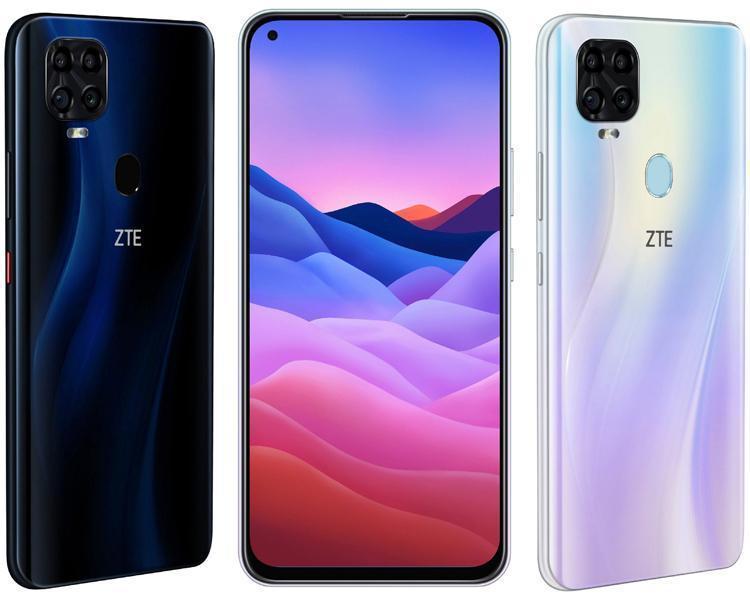 ZTE готовится выпустить смартфон ZTE Blade V 2020 (zte1)