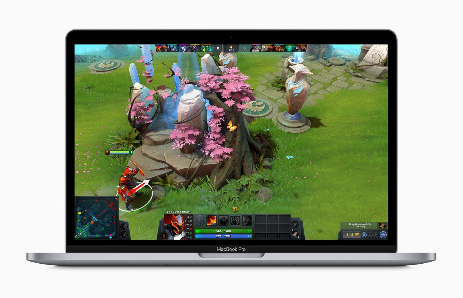 Apple представила новый 13-дюймовый MacBook Pro (1)